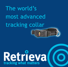 Retrieva Tracking Logo